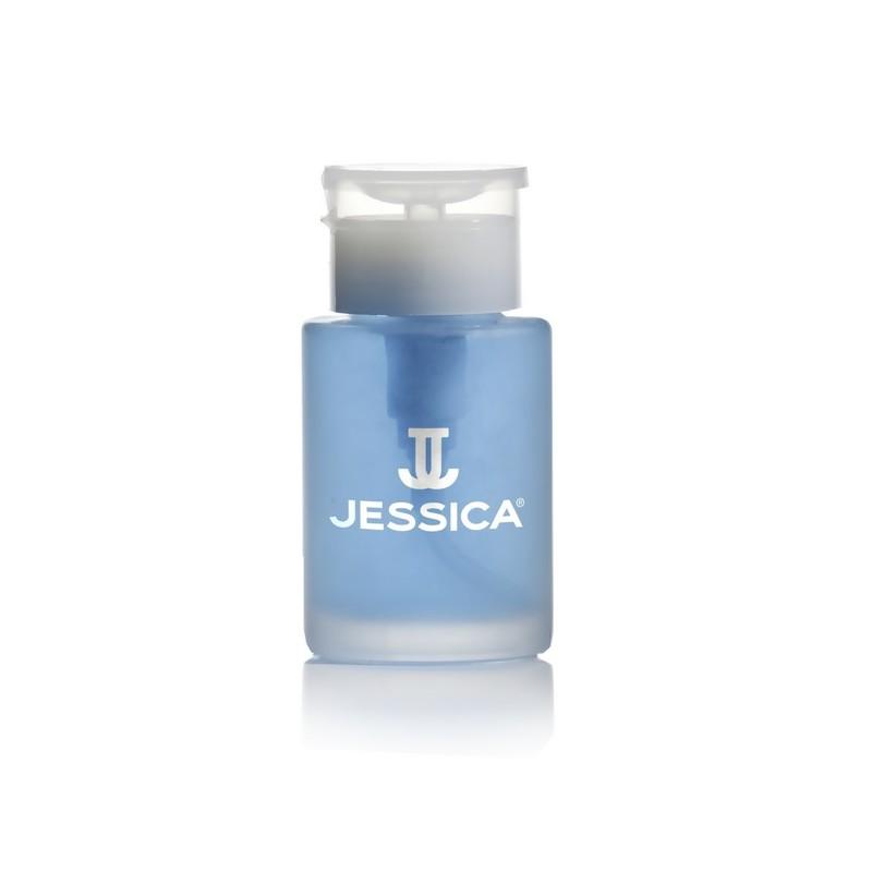 Jessica Vaporisateur en verre vide, Dissolvant