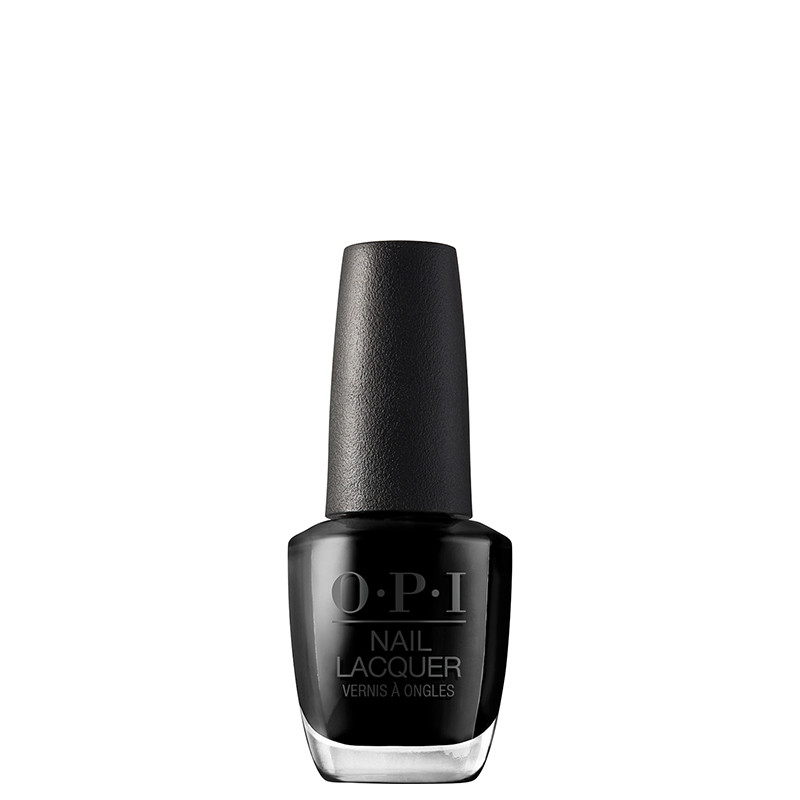 OPI Vernis à ongles Lady in Black, Vernis à ongles couleur