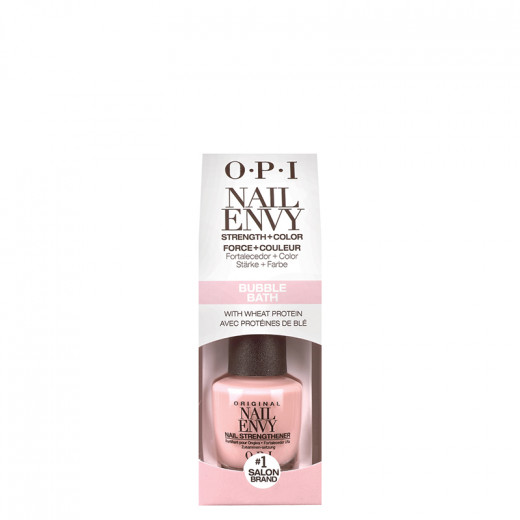 OPI Nail Envy Color Bubble Bath , Soin intensif