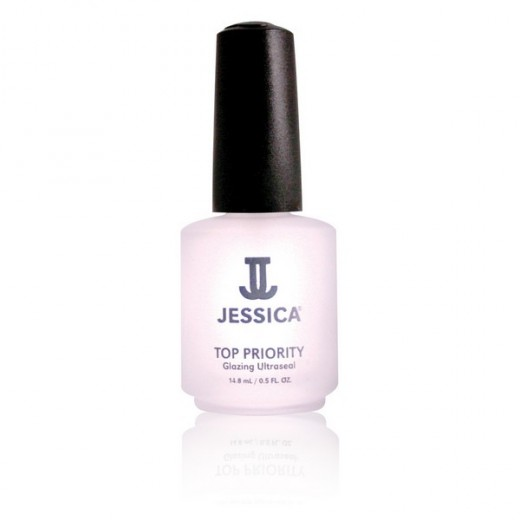 Jessica Top coat Ultra-scellant 14ML, Top & base coat