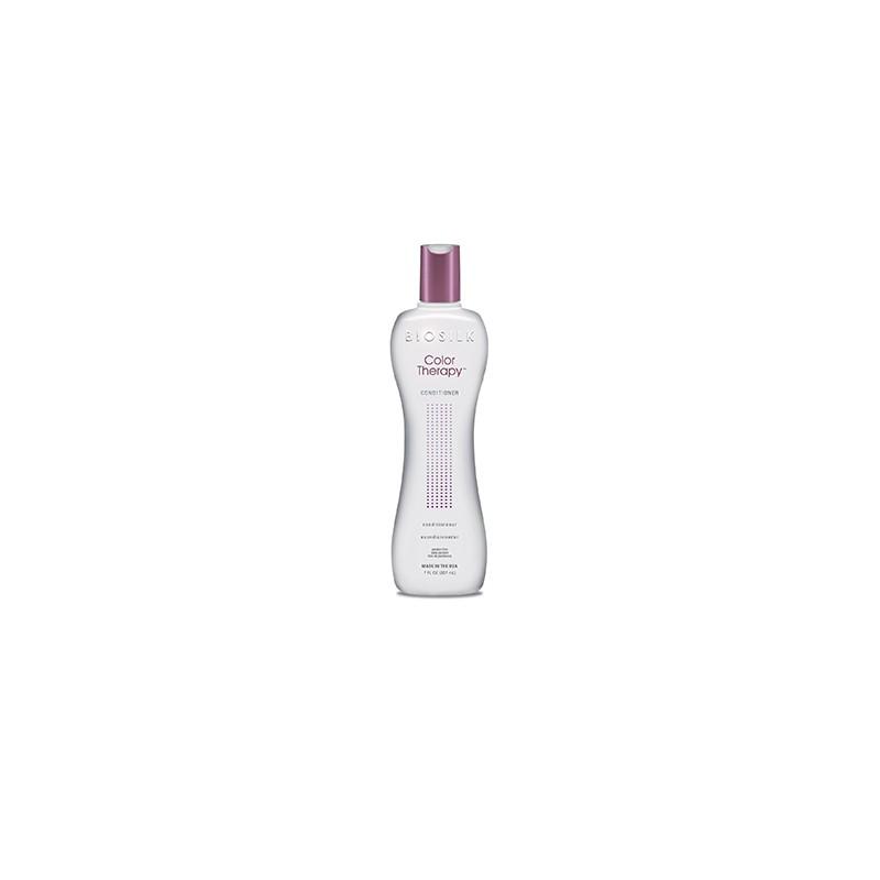 Biosilk Conditionneur protecteur de couleur 207ML, Après-shampoing avec rinçage