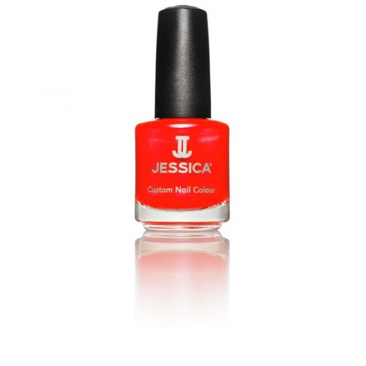 Jessica Vernis à ongles Fire 14ML, Vernis à ongles couleur