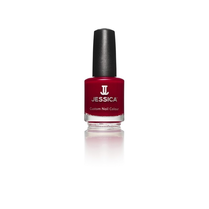 Jessica Vernis à ongles Merlot 14ML, Vernis à ongles couleur