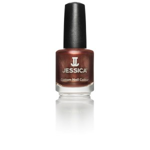 Jessica Vernis à ongles Hot fudge 14ML, Vernis à ongles couleur