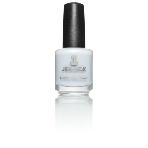 Jessica Vernis à ongles Barely blueberry 14ML, Vernis à ongles couleur