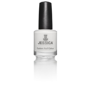 Jessica Vernis à ongles Chalk White 14ML, Vernis à ongles couleur