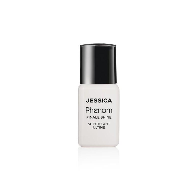 Jessica Top coat Phenom 15ML, Top & base coat
