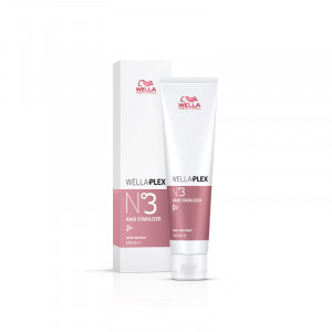Wella Masque n°3 Hair Stabilizer WellaPlex 100ML, Additif