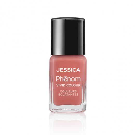 Jessica Vernis à ongles Phenom Rare rose 15ML, Vernis à ongles couleur