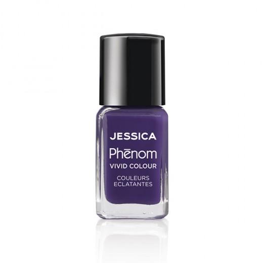 Jessica Vernis à ongles Phenom Grape gatsby 15ML, Vernis à ongles couleur