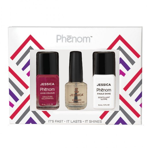 Jessica Phenom Kit - The Royals 37ML, Vernis à ongles couleur