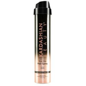 Kardashian Beauty Laque texturisante à l'huile de cumin noir, Laque