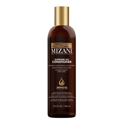 Mizani Après-shampooing Supreme Oil 250ML, Après-shampoing avec rinçage