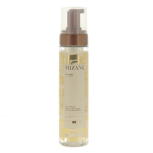 Mizani Mousse volumisante anti-humidité Foam Wrap 250ML, Mousse coiffante