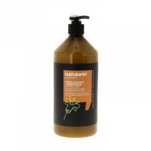 Natura'rt Conditioner démêlant Frizz Control 1000ML, Après-shampoing avec rinçage