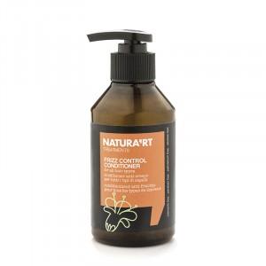 Natura'rt Conditioner démêlant Frizz Control 250ML, Après-shampoing avec rinçage
