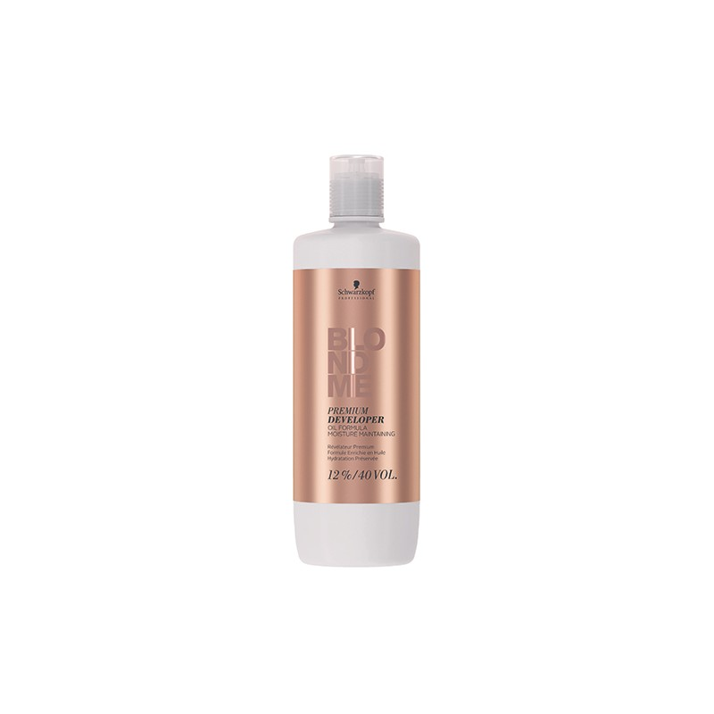 Schwarzkopf Oxydant 12% BlondMe Premium Developer 1000ML, Oxydant