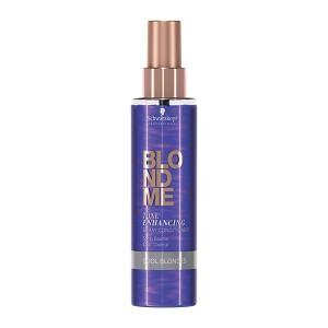 Schwarzkopf Spray baume éclat couleur BlondMe Tone Enhancing 150ML, Spray cheveux