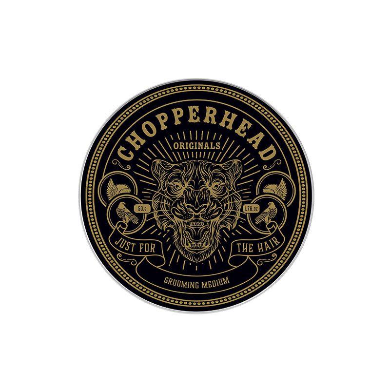 Coffret Noël Homme Chopperhead ( Huile barbe et Cire cheveux)