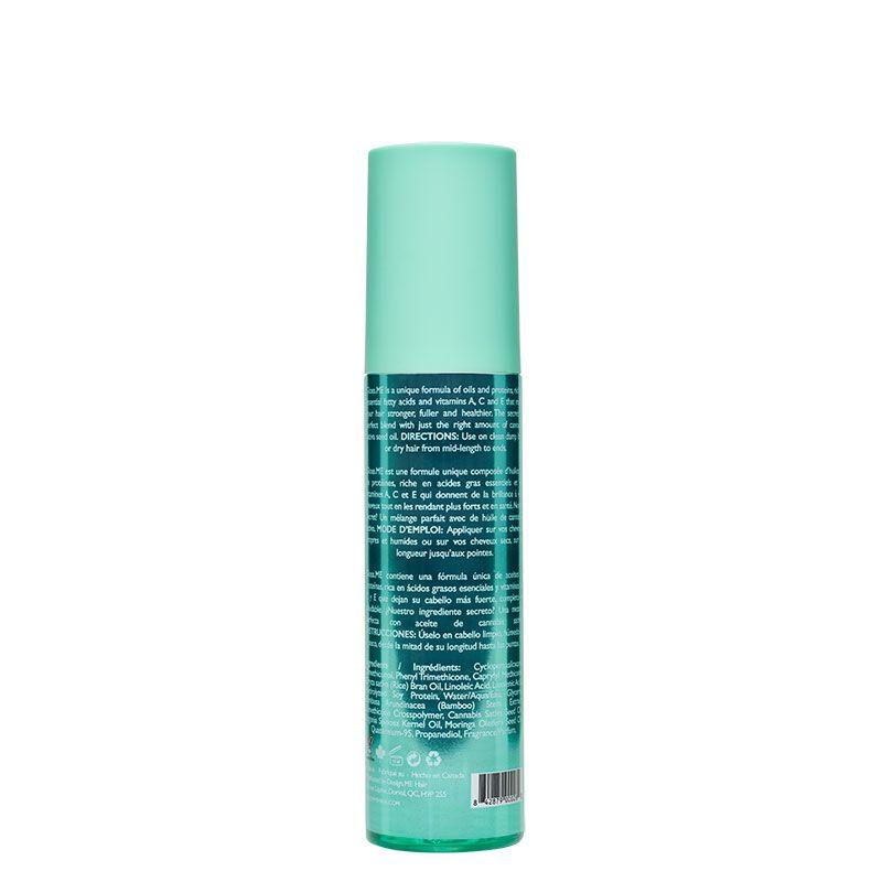 Serum pour cheveux à l'huile de cannabis Gloss.Me 75ml