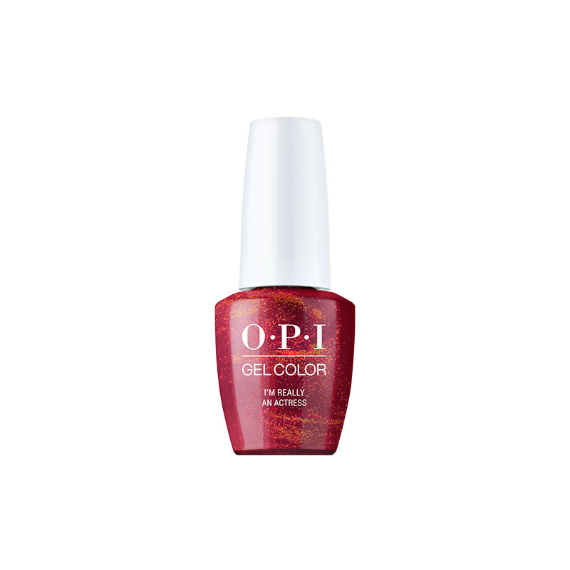 OPI Vernis semi-permanent GelColor I'm Really an Actress, Vernis semi-permanent couleur