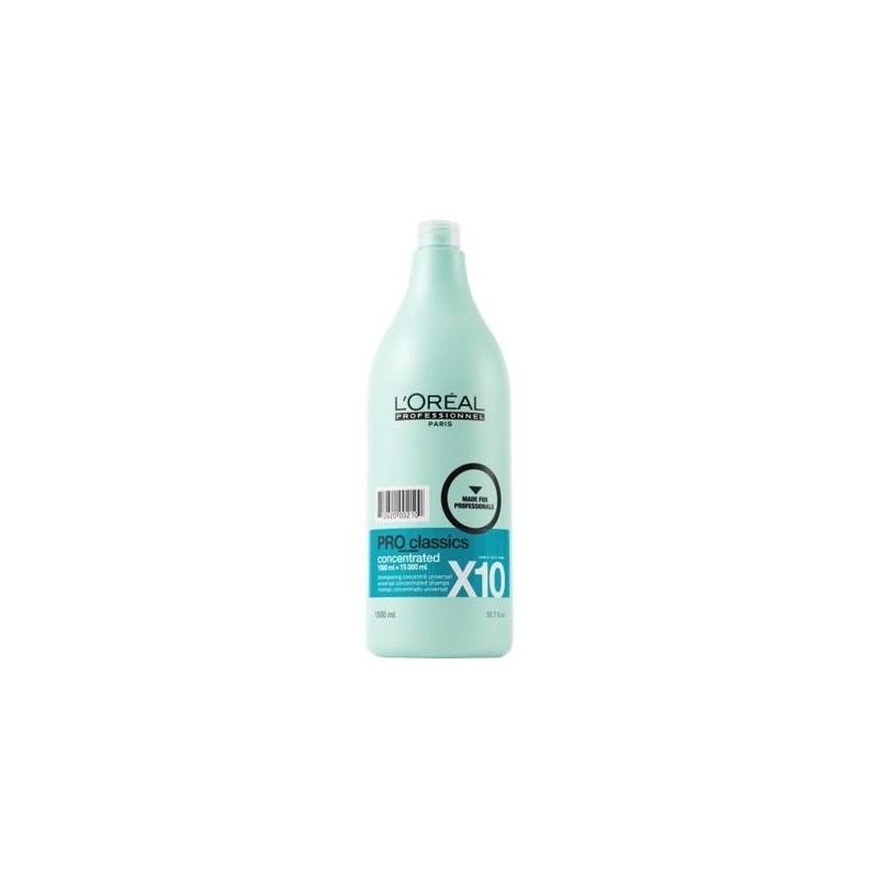 L'Oréal Professionnel Shampooing optimiseur anti-résidu Pro Classic 1500ML, Cosmétique