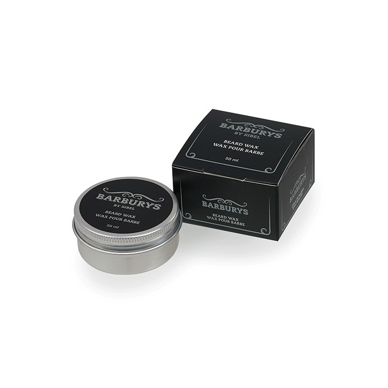 Barburys Wax pour barbe 50ML, Soin barbe