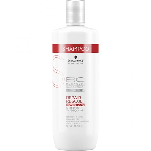 Shampooing repair rescue bonacure 1000ml