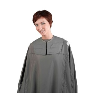 Cape de coupe Milcoup Stylist taille M Gris