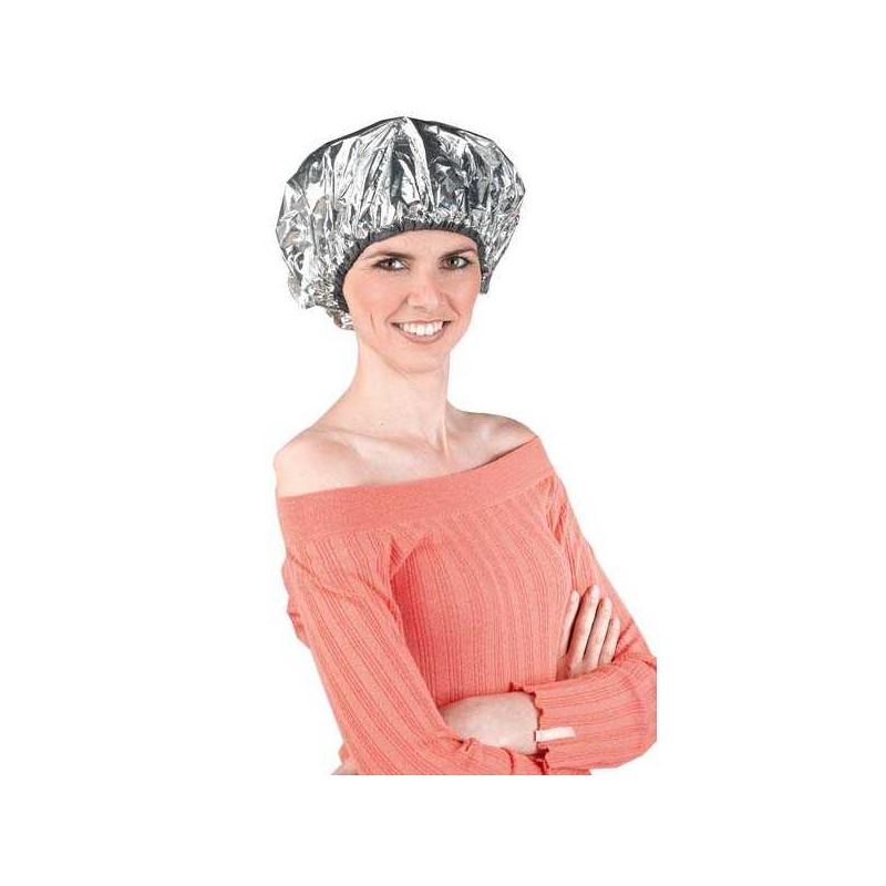 Sibel Bonnet permanente jetable auto-chauffant Alu, Accessoires permanente