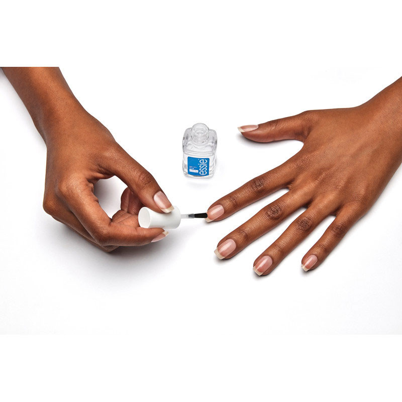 Essie Base & top coat All-in-one - fortifie et protège les ongles 13.5ml, Top & base coat
