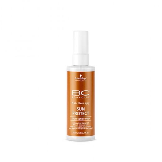 Schwarzkopf Spray-baume à l'huile de Monoï Sun Protect 100ML, Spray cheveux