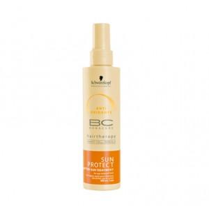 Spray-baume à l'huile de Monoï Sun Protect