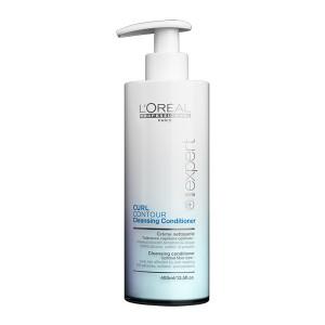 L'Oréal Professionnel Crème nettoyante Cleansing Conditioner Curl Contour 400ML, Cosmétique