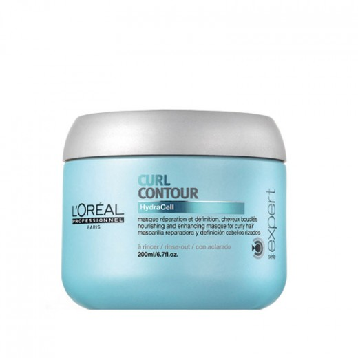 Masque à rincer curl contour 200ml