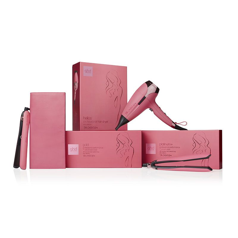 Styler® ghd platinum+ collection Pink Take Control Now