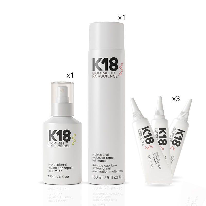 Pack découverte K18