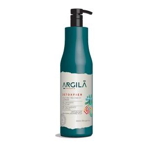 Argila Amazonia Pré-traitement nettoyant Argila 1000ML, Shampoing clarifiant