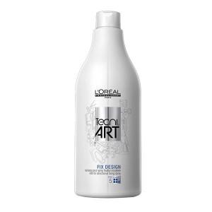 L'Oréal Professionnel Spray fix design Tecni.art 750ML, Spray cheveux