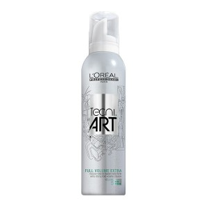 L'Oréal Professionnel Mousse Full volume extra Tecni.art 250ML, Mousse coiffante