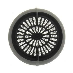 TGR Capot arrière pour séchoir Eco XL et Eco XP Noir, Accessoires sèche-cheveux