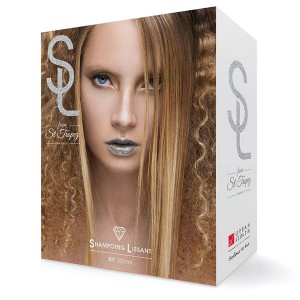 Coffret shampoing lissant from st tropez