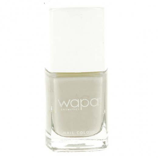 Wapa Vernis à ongles séchage rapide Beige clair 004 12ML, Vernis à ongles couleur