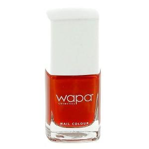 Wapa Vernis à ongles séchage rapide Rouge anglais 010 12ML, Vernis à ongles couleur