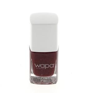 Wapa Vernis à ongles séchage rapide Marron sépia 028 12ML, Vernis à ongles couleur