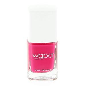 Wapa Vernis à ongles séchage rapide Rose bonbon 040 12ML, Vernis à ongles couleur