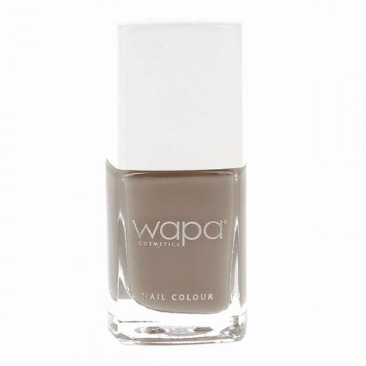 Wapa Vernis à ongles séchage rapide Taupe 048 12ML, Vernis à ongles couleur