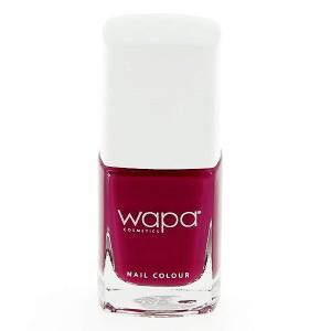 Wapa Vernis à ongles séchage rapide Rouge bourgogne 801 12ML, Vernis à ongles couleur