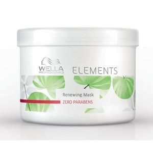 Wella Masque régénérant Elements 500ML, Masque cheveux