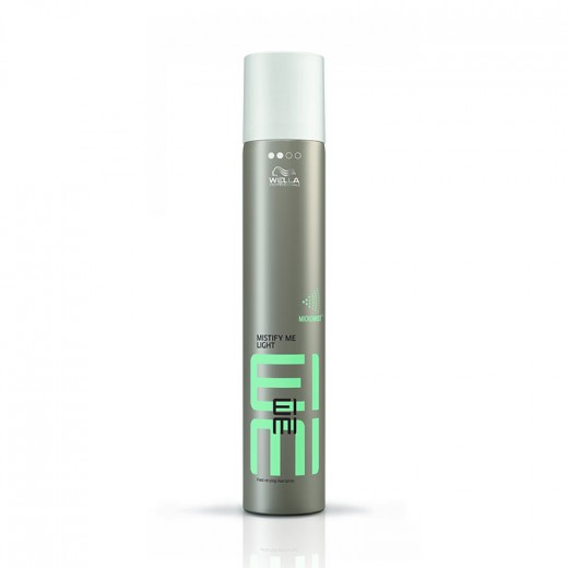 Wella Spray à  séchage rapide Mistify Me Light Eimi 500ML, Spray cheveux